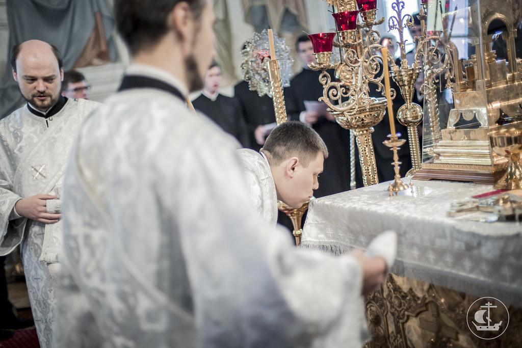 12 июня 2016, Неделя 7-я по Пасхе / 12 June 2016, Seventh Sunday Pascha