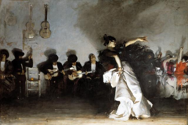 El Jaleo, John Singer Sargent, 1882