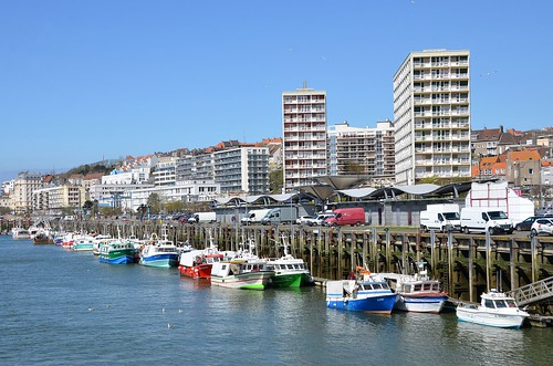 Boulogne-sur-Mer dalla vita di Charles Dickens