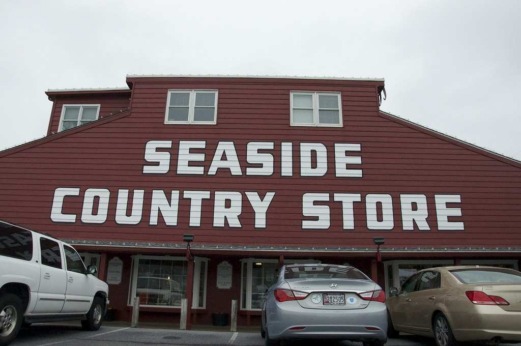 Seaside Country Store - Fenwick Island DE Retro Roadmap