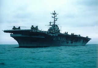 3d Battalion, 4th Marines Loading onto Helicopter Carrier 5, May 1967