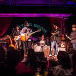 Tue, 05/04/2016 - 11:12pm - Michael Kiwanuka performs for WFUV Radio at the Cutting Room in New York City, April 3, 2016. Hosted by Rita Houston. Photo by Gus Philippas