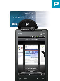 HTC Aria Card Reader Android