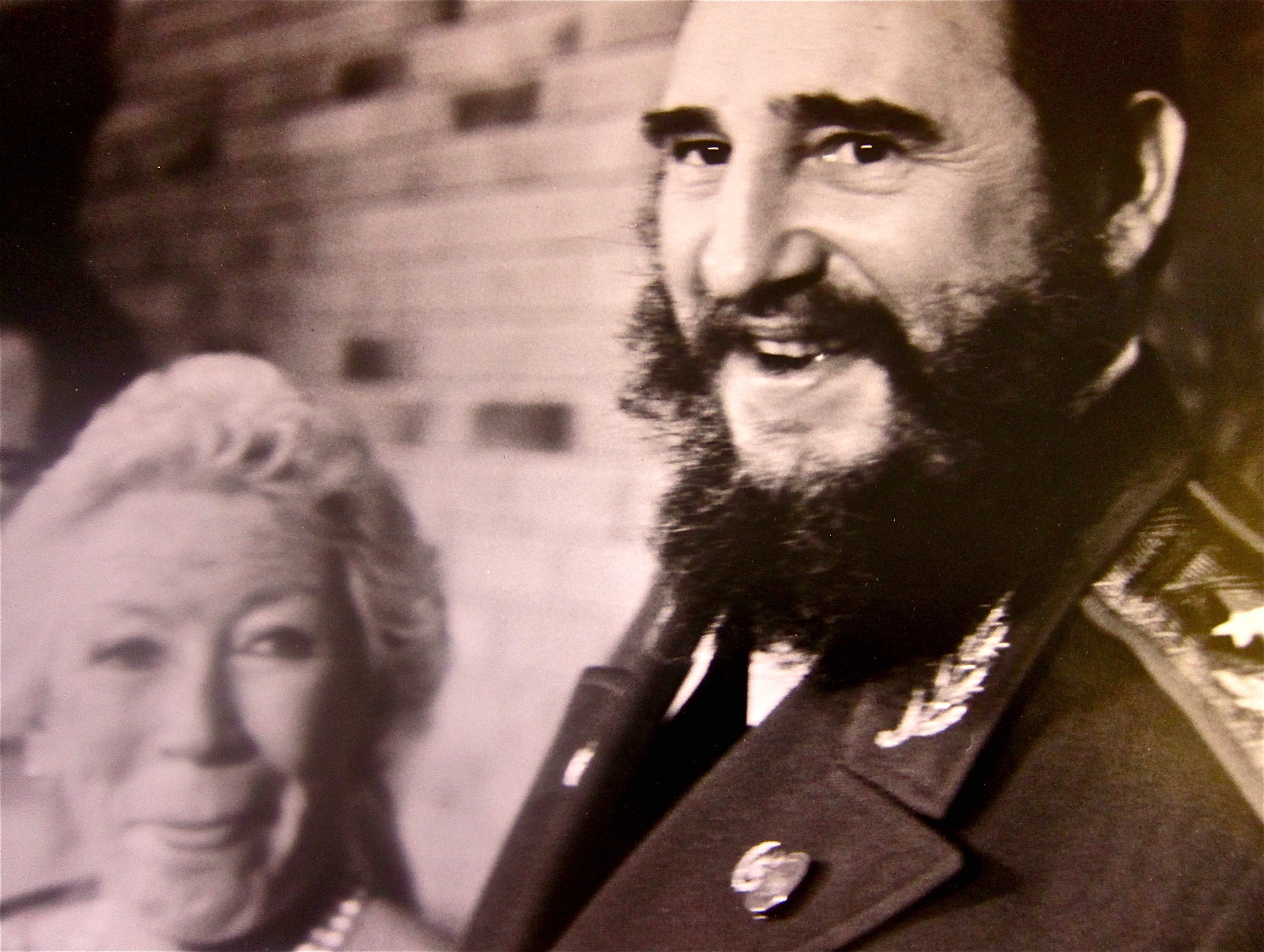 mary and fidel