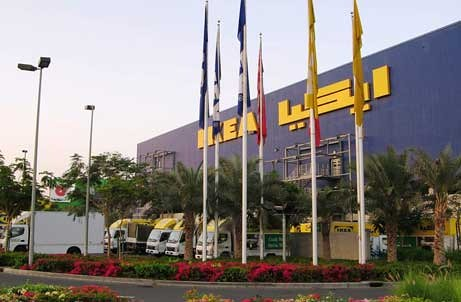 ikea in the middle east Ikea jeddah: it's ikea - see 37 traveler reviews, candid photos, and great deals  for jeddah, saudi arabia, at tripadvisor.