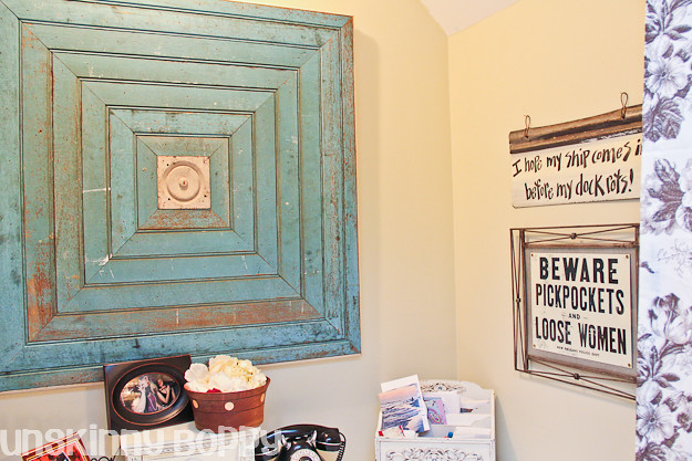 How to Recreate Pottery Barn Style without the Price Tag: Office Reveal!