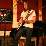Tue, 03/04/2012 - 9:40pm - Kicking off a month as the WFUV House Band, Everest performs at The Living Room in New York City. Hosted by Rita Houston. Photo by Laura Fedele
