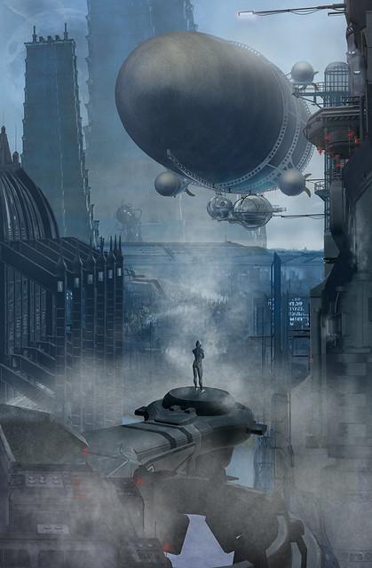 "The Pilot's Dilemma - 6"" x 9"" book cover version"