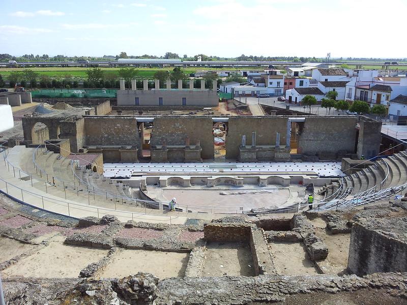 Teatro Romano de Cartagena II - Página 6 6927510890_4e37bb37b0_c