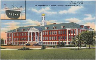 St. Bernardine of Siena College, Loudonville, N. Y.