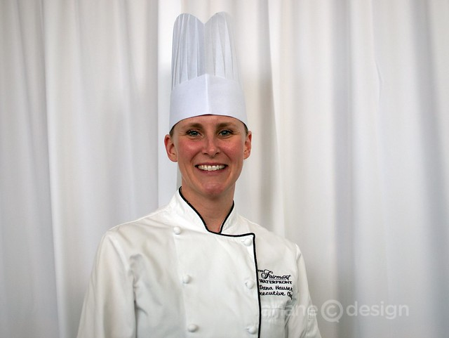 Executive Chef Dana Hauser