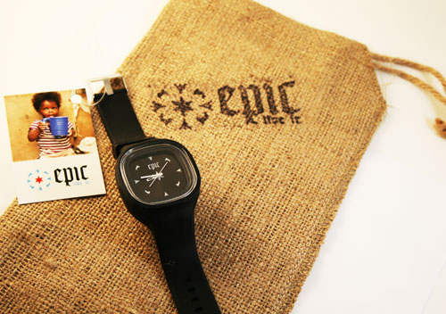 Epic Watch bag