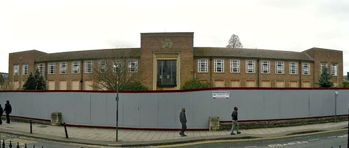 Former Gloucester College of Art and Technology