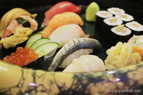 Take Nigiri Sushi P850