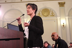 The City Council calls a pshycologist back to the podium - Urban Camping Ban Public Hearing - 4/30/2012