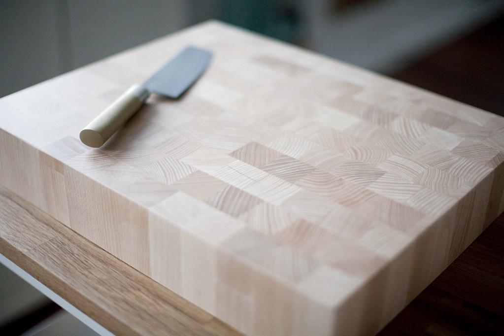 diy, butchers block, rezalna deska