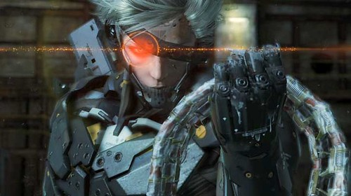 Latest Metal Gear Rising: Revengeance Trailer Shows What Raiden Sees