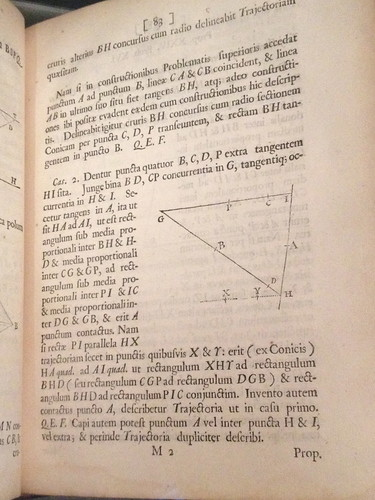 Newton detail