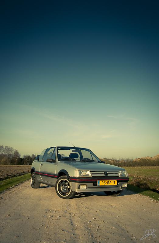 Peugeot 205 CTI 1.6 | Klik voor details