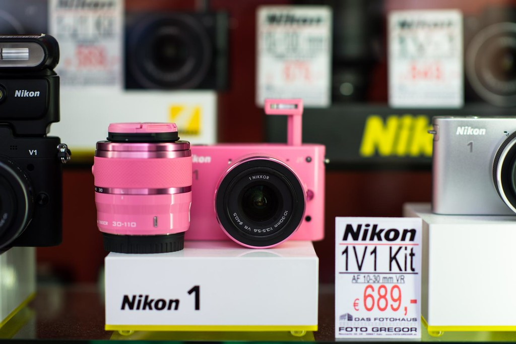 Nikon D4 seconds