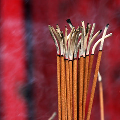 Incense ... by Zé Eduardo...