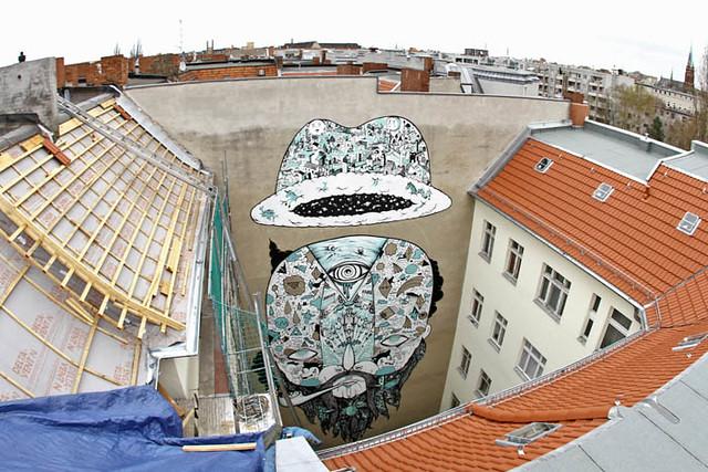 hinterhofgestaltung, hinterhofgestaltung im wedding « freundeskreis street-art berlin, Design ideen