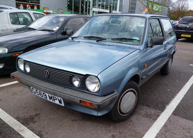 Volkswagen Polo 1974 - 2009