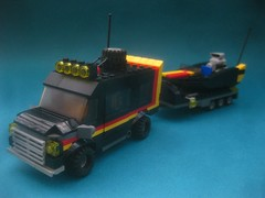 LEGO 5581 Magic Flash revamp