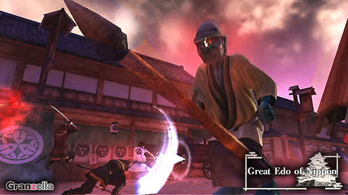 PlayStation Home: Operation Defend Edo