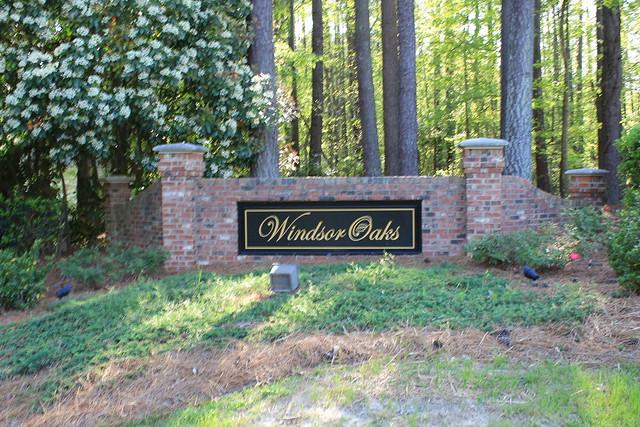 Windsor Oaks, Cary NC