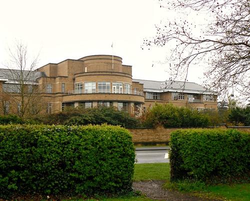 UCAS Building 3, Cheltenham, Gloucestershire.