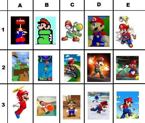 Mario Game by Mario