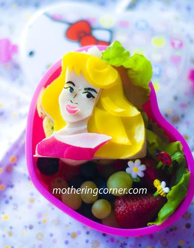 Princess Aurora Bento
