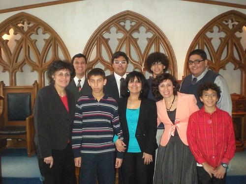Members of Almanarah Church