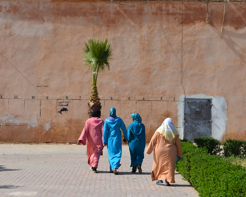 Meknes women