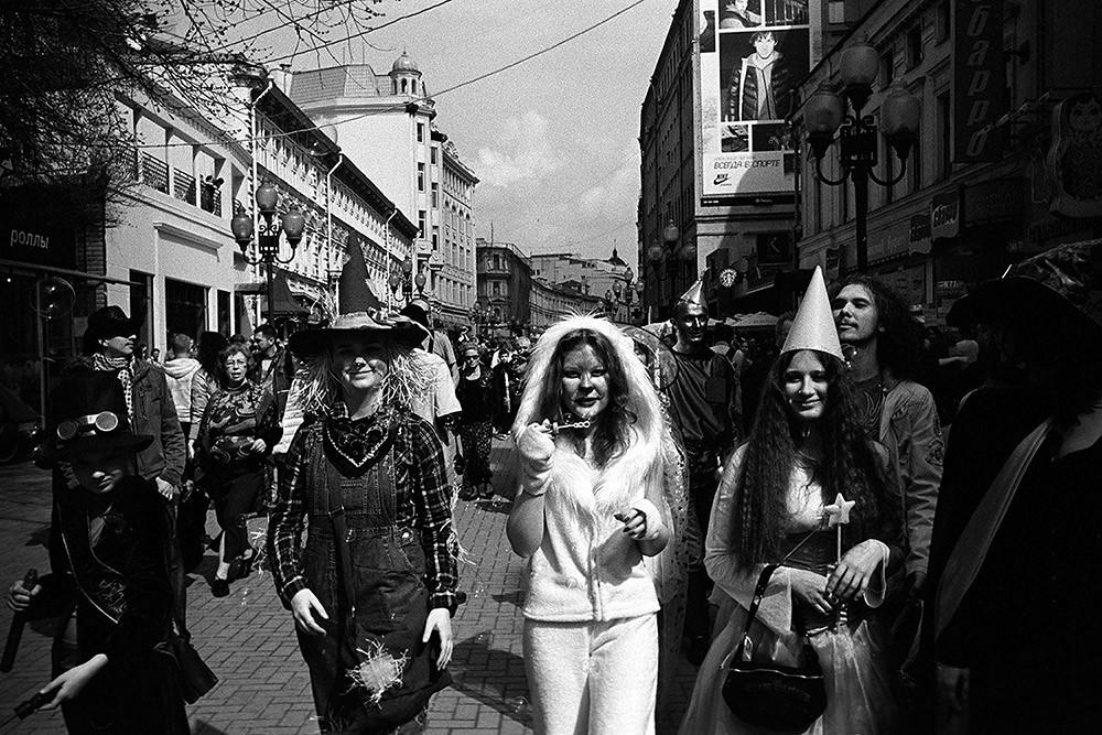 Dreamflash in Moscow / Праздник мыльных пузырей в Москве (3)