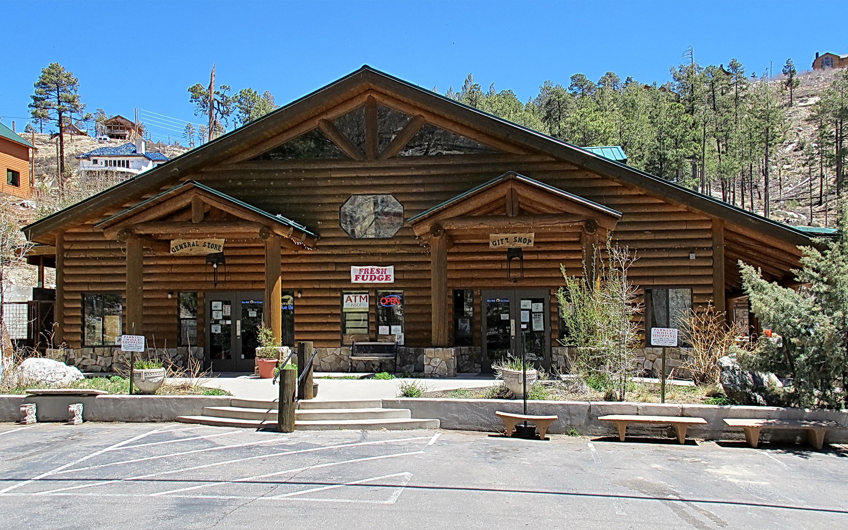 Summerhaven General Store Mt Lemmon Flickr Photo