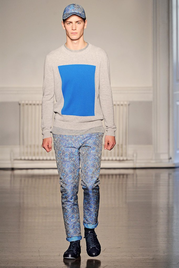 SS13 London Richard Nicoll015_Ben Allen(VOGUE)