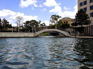 Canal bridge Indy