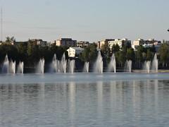 Wasserspiele in Uolo