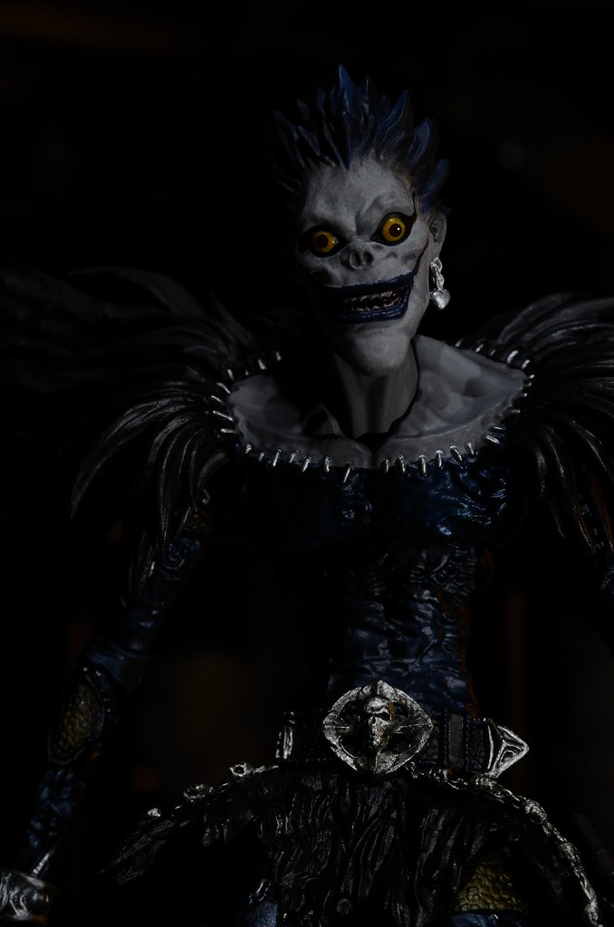 Toys N' More: Figutto Death Note Ryuk