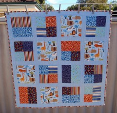 Mitchell's Quilt