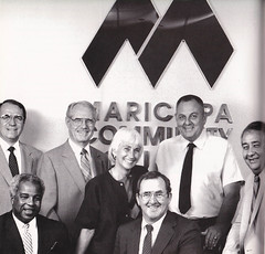 Presidents of the Maricopa Community Colleges—1985