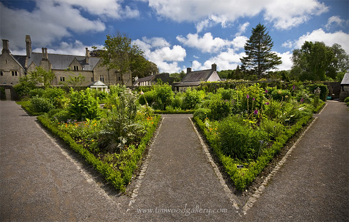 PHYSIC GARDENS, COWBRIDGE.