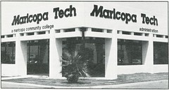 Maricopa Tech Before It Was GateWay Community College