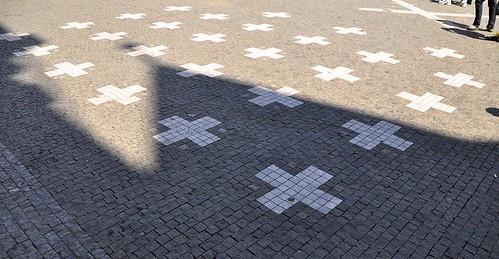 21 Crosses -- Old Town -- Prague