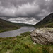 'Lake-Side View' - Ogwen Valley, Snowdonia