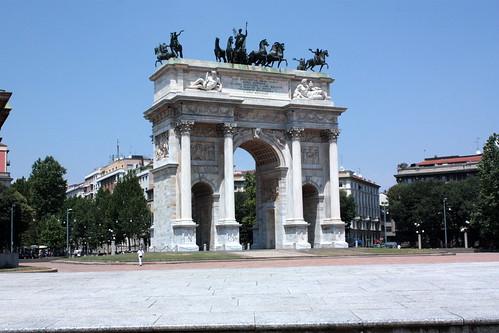 Arco della pace 3