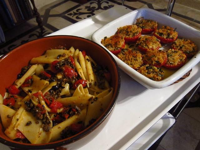 Umbrian Dinner