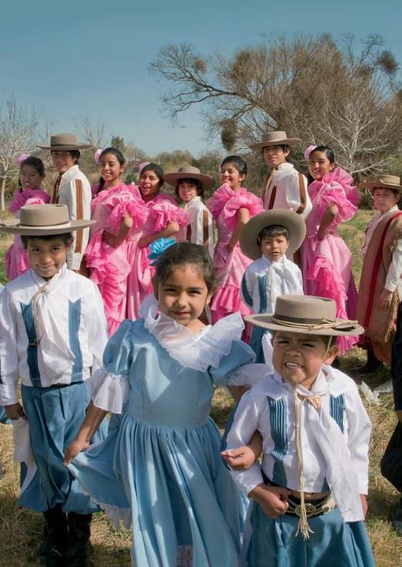Ballet Raíces Zazeñas y el Programa de Desarrollo Comunitario de Minera Alumbrera